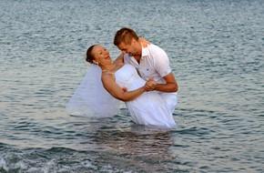 Символическая церемония Лидии и Станислава