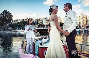 Романтическая церемония Ирины и Андрея
