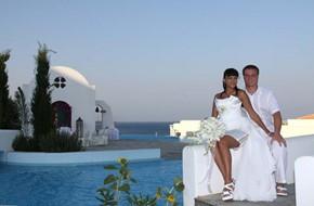 Символическая свадебная церемония Наталии и Владимира