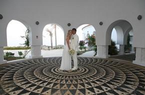 Белоснежное официальное бракосочетание Ирины и Игоря