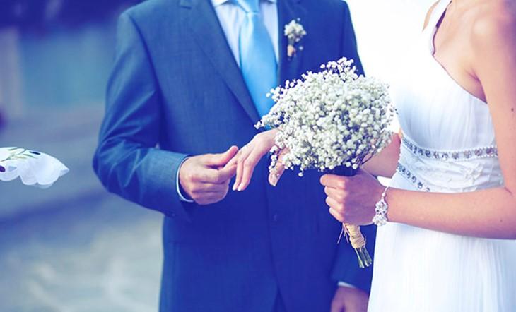 Халкидики, Официальное бракосочетание, Oфициальное бракосочетание на Халкидиках
