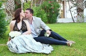 Официальное бракосочетание Марии и Артура в стиле casual