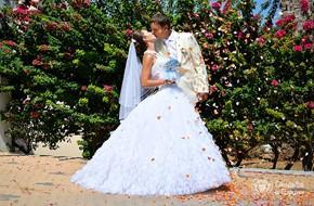 Oфициальная церемония Ларисы и Андрея