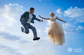 Официальное бракосочетание Ольги и Романа