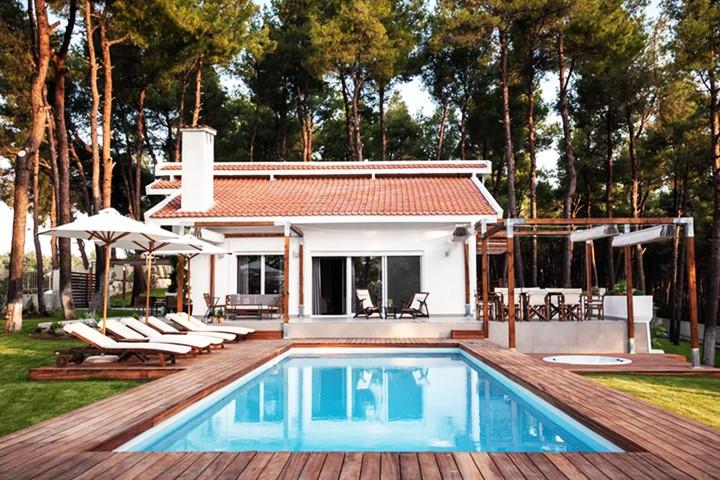 Villa White Sani