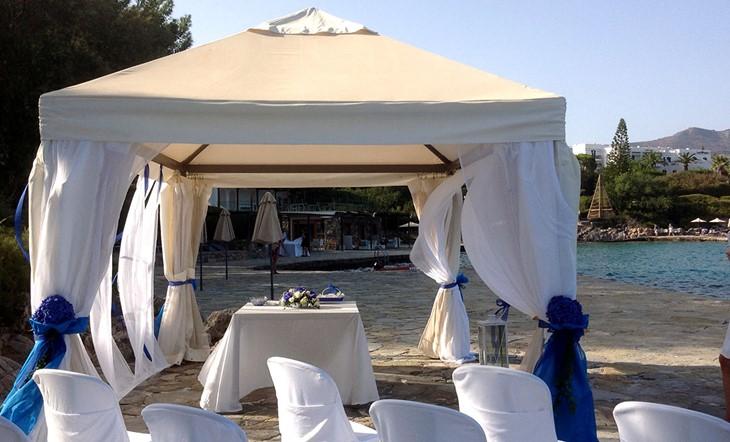 Crete, Symbolic  ceremony, Design Hotel in Agios Nikolaos