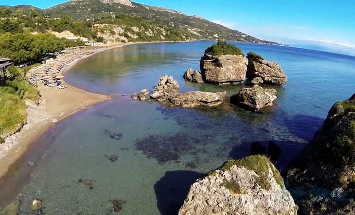 Zakynthos, Symbolic  ceremony, Porto Zorro Beach