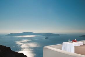 Santorini, Symbolic  ceremony, Astra Suites