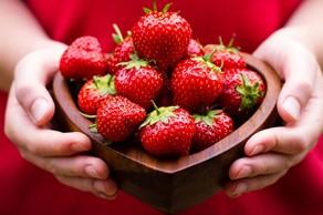Symbolic  ceremony, The aroma of strawberry