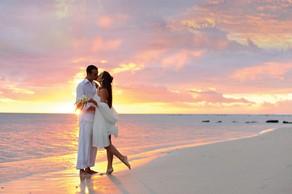 Symbolic  ceremony, A wedding by the sea on the island of Zakynthos