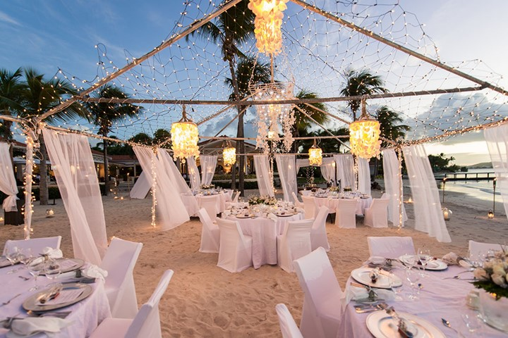 A luxury wedding at the seaside on the island of Zakynthos, Zakynthos