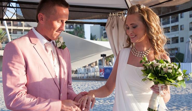 Oфициальное бракосочетание на Крите