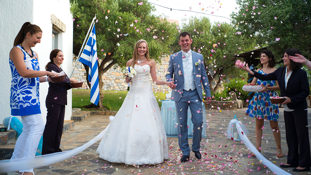 A civil wedding in the hotel on crete junglespirit Gallery