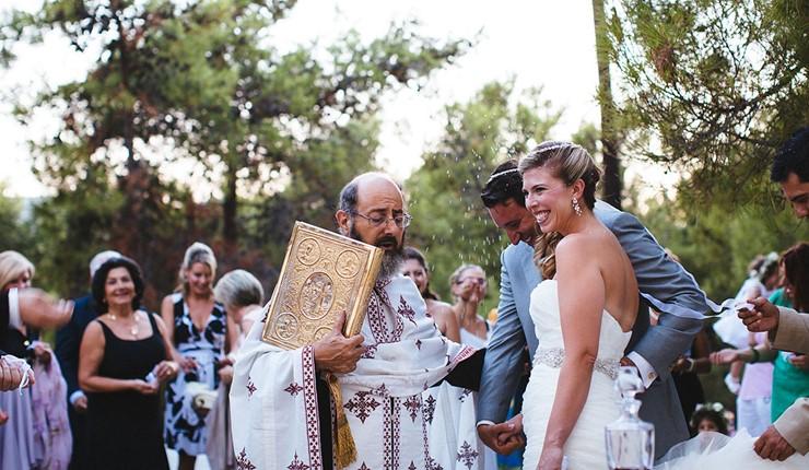 Венчание в церкви Св. Николая