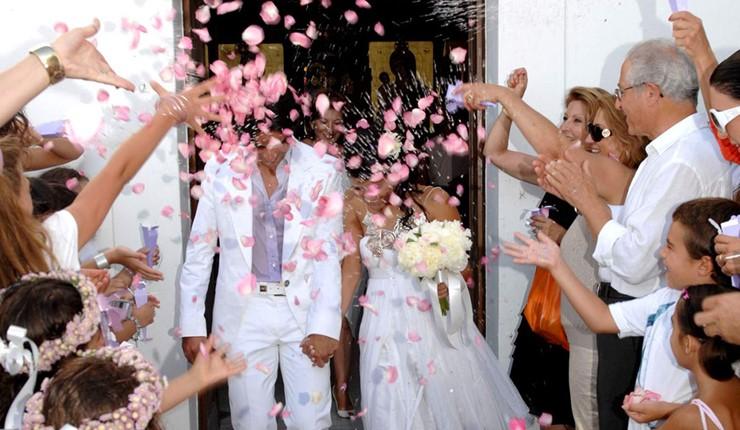 Венчание в монастыре Св. Анастасии Узорешительницы