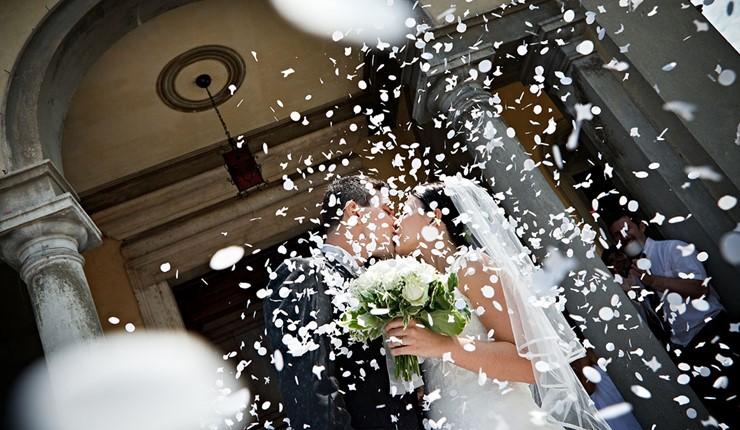 Венчание в церкви на полуострове Халкидики