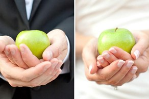 , Civil  ceremony | Symbolic  ceremony | , Apple-inspired style