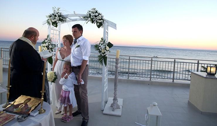 Венчание при отеле Rahoni Cronwell Park Hotel