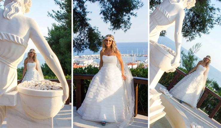 Символическая свадьба в Rahoni Cronwell Park Hotel