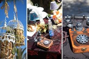 , Civil  ceremony | Symbolic  ceremony | , Shabby-chic style