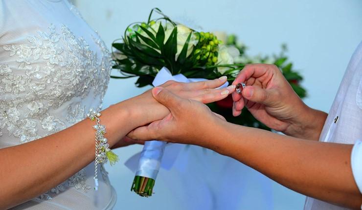 Oфициальное бракосочетание в Салониках