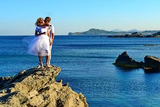 Oфициальная свадебная церемония Марины и Кирилла