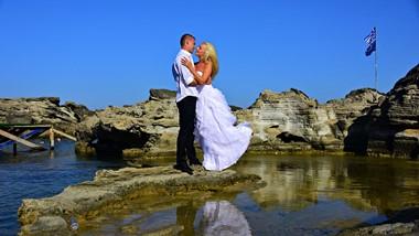 Symbolic ceremony of Alisia and Marek