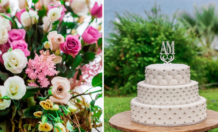 Halkidiki Wedding Cake
