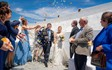 Wedding ceremony of Iordan and Elitsa on Santorini
