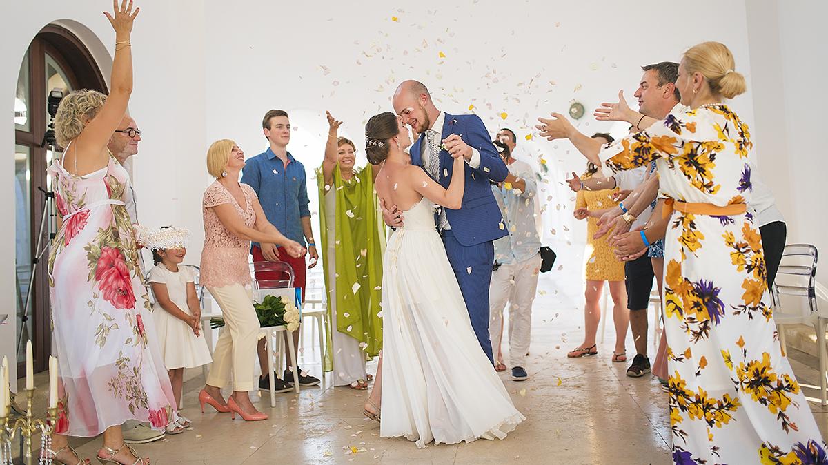 Symbolic wedding on rhodes island symbolic wedding ceremony of natalia and rouslan buycottarizona