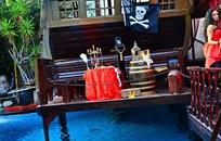 Родос, Символическая церемония, Пиратский бар