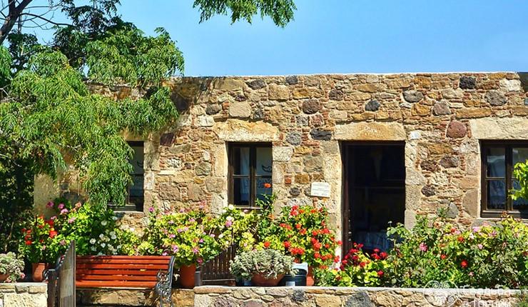 Традиционный домик