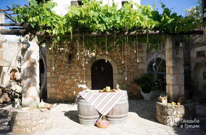 Winery in Chania