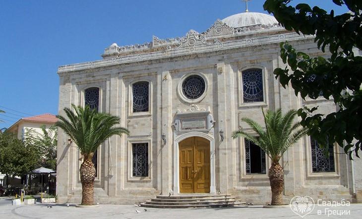 Crete, Civil  ceremony, Town Hall of Heraklion
