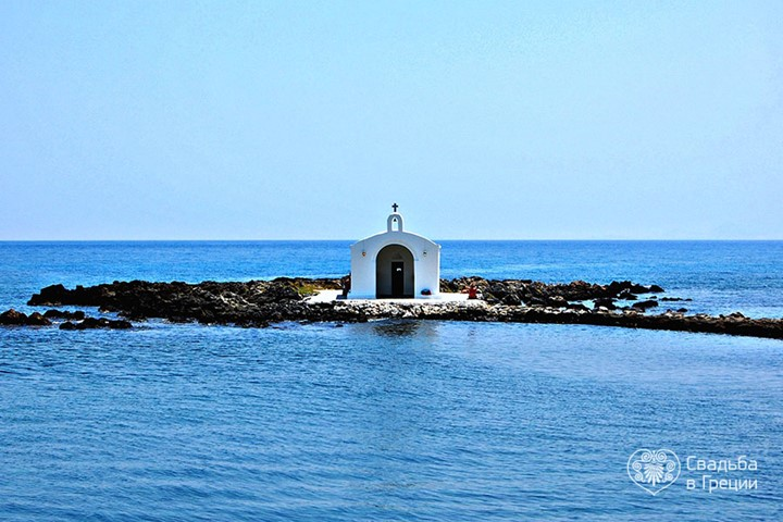 Пляж Georgioupolis