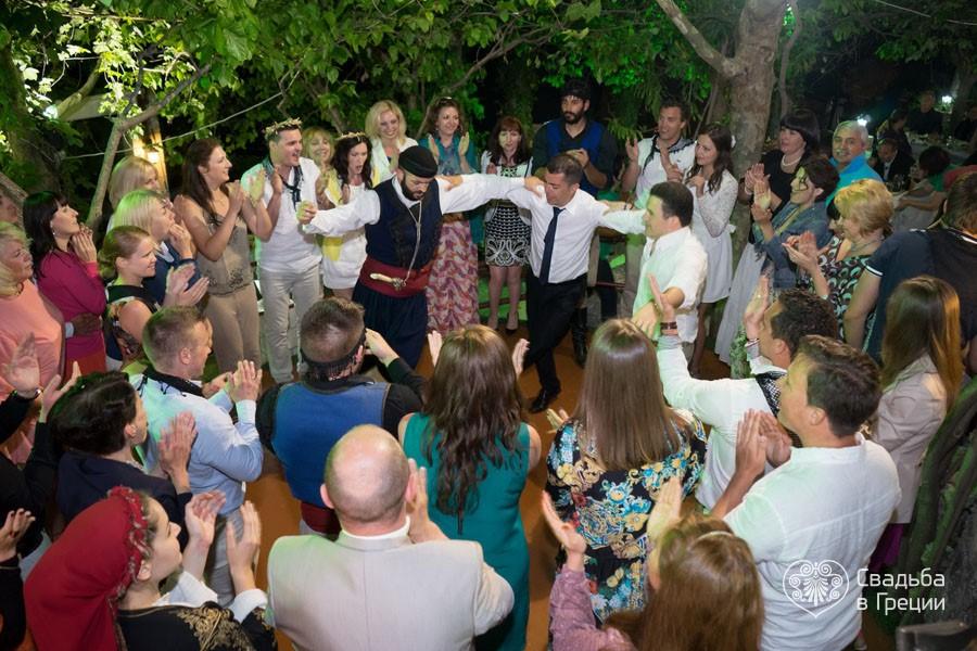 Моя большая греческая свадьба на Крите