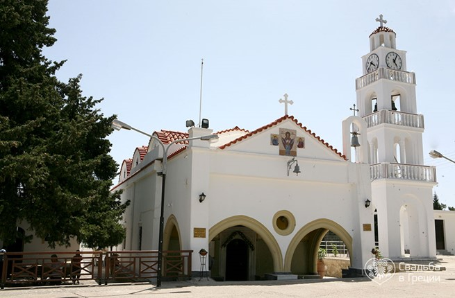 The Monastery of Agia Tsambika (Our Lady Tsambika)