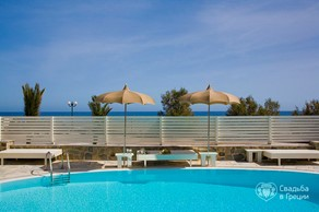 Santorini, Symbolic  ceremony, Anemos Beach Lounge
