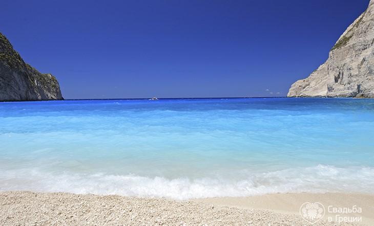 Zakynthos Symbolic Ceremony Navagio Beach