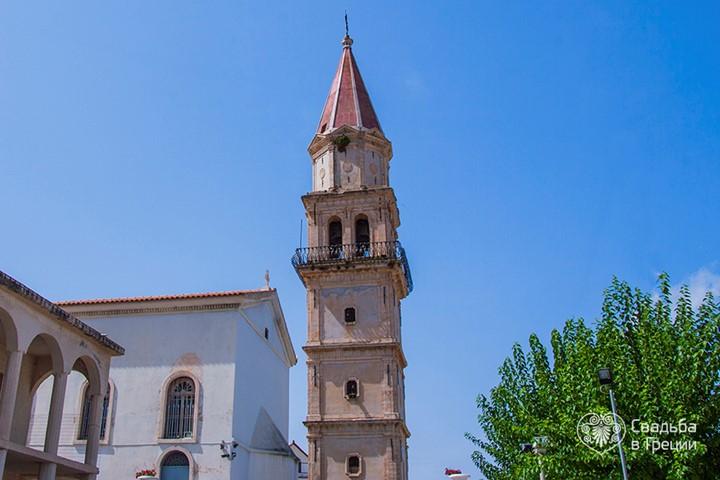 Church of Agia Mavra