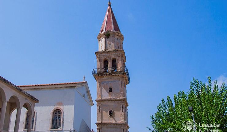 Церковь Св. Мавры