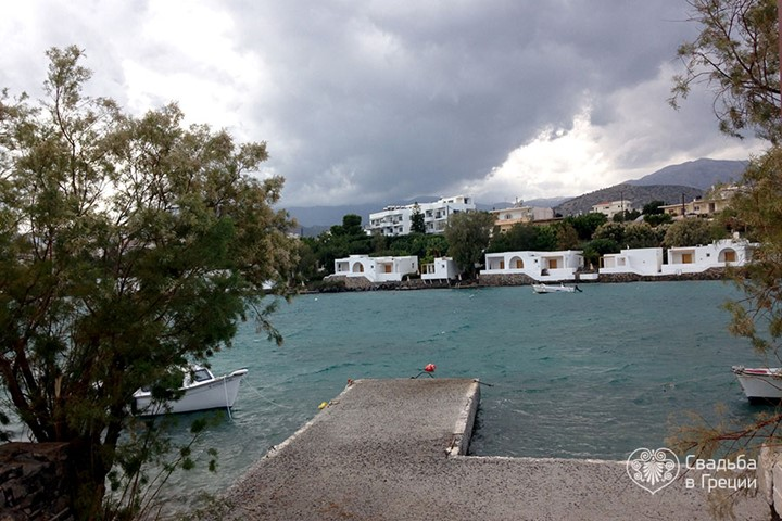 Boat Dock, Crete