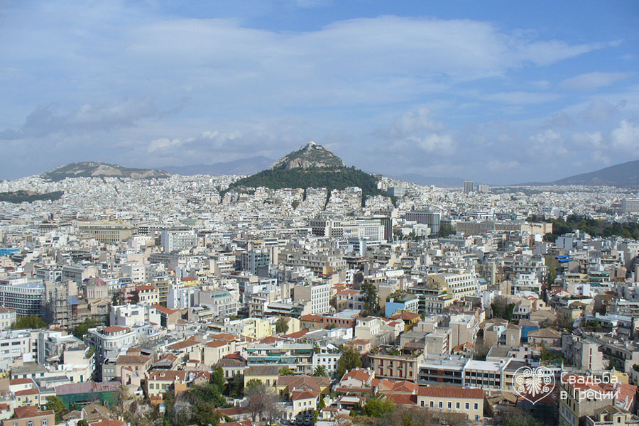 Image Gallery Mount Lycabettus