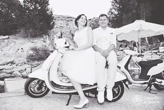 Официальная свадебная церемония Симоны и Александра