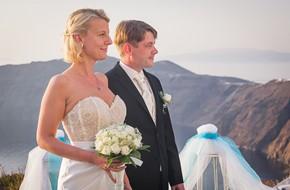Символическая церемония Светланы и Александра в Avaton Resort