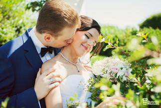 Официальное бракосочетание Елизаветы и Виктора