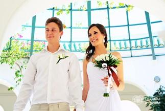 Символическая церемония Анны и Дмитрия