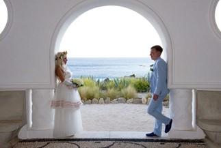 Официальное бракосочетание Марии и Павла на Родосе