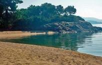 Халкидики, Символическая церемония, Пляж Nikiti