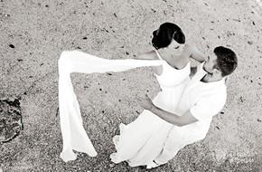 Зажигательная свадебная церемония Екатерины и Василия